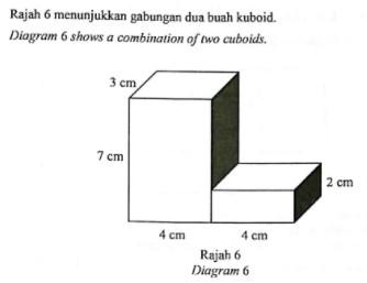 Soalan Upsr Matematik Latihan 1 Bm Bi Upsr Online